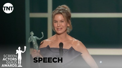 Renée Zellweger giành giải SAG