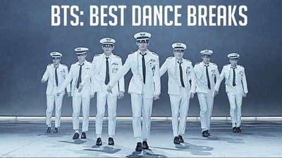 Vũ đạo của nhóm nhạc K-pop BTS