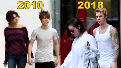 Chuyện tình của Selena Gomez - Justin Bieber