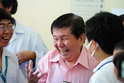 Giám đốc Bệnh viện Bệnh Nhiệt đới nói bệnh nhân đã hồi phục