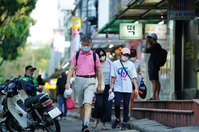 Cơ sở kinh doanh tại khu phố Hàn ế ẩm