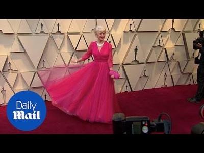 Helen Mirren dự lễ trao giải Oscars