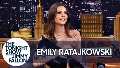 Emily Ratajkowski xinh đẹp trên truyền hình