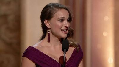 Natalie Portman giành giải Ocsar