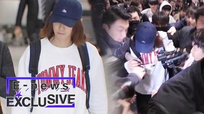 Jung Joon Young về Hàn Quốc để điều tra