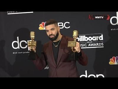 Drake giành 12 giải tại Billboard Music Awards