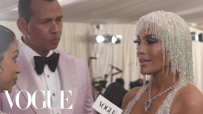 Jennifer Lopez dự MET gala
