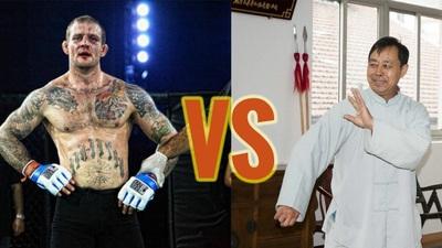 Đại sư Thái Cực Quyền thắng võ sĩ MMA châu Âu: Chỉ là giả mạo?