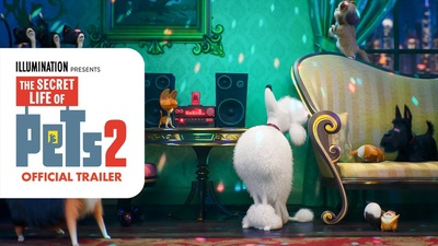 Trailer phim The Secret Life Of Pets 2