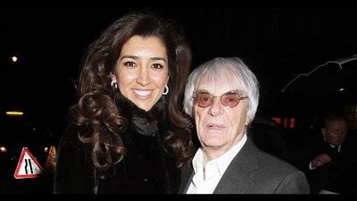 Bernie Ecclestone sắp lên chức bố ở tuổi 90