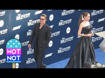 Brad Pitt và Angelina Jolie sánh đôi trên thảm đỏ