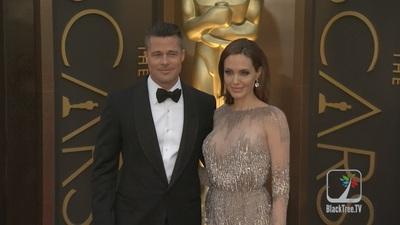Brad Pitt và Angelina Jolie ngày còn hạnh phúc