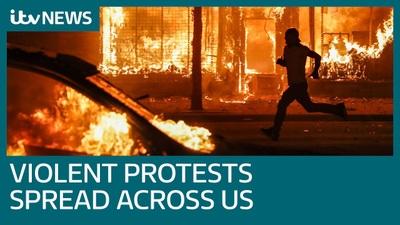 Biểu tình, bạo động lan rộng khắp nước Mỹ