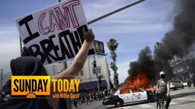 """Các thành phố Mỹ như """"vùng chiến sự"""" vì biểu tình bạo lực"""