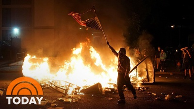 Mỹ nhức nhối nạn cướp phá, bạo loạn trên danh nghĩa biểu tình ủng hộ người da màu