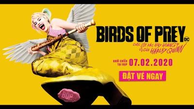 """Margot Robbie - nữ diễn viên chăm chỉ nhất Hollywood - trong """"Birds of Prey"""" (2020)"""