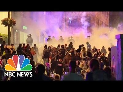 Bạo loạn bùng phát tại nhiều thành phố ở Mỹ