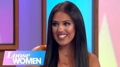 Anna xinh đẹp trên truyền hình