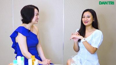 Chuyên gia hướng dẫn chăm sóc da cho mùa nắng nóng