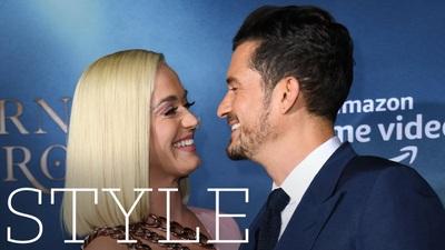Katy Perry ngọt ngào bên Orlando Bloom