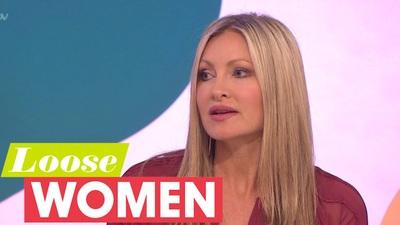 Caprice Bourret xinh đẹp trên truyền hình