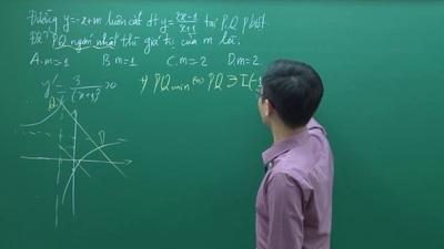 Bài giảng video Toán học: 7 bài toán ở cấp độ Vận dụng cao