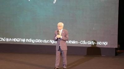 Nhà giáo Nguyễn Văn Hòa kể về hành trình thay đổi để xây dựng ngôi trường hạnh phúc