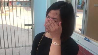 Phụ huynh bật khóc khi nói về bữa ăn bán trú của con ở trường tiểu học Đức Thắng