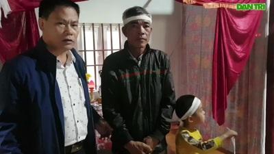 Trao gần 50 triệu đồng đến gia đình chị Tâm, xã Nghĩa Phúc, Tân Kỳ.