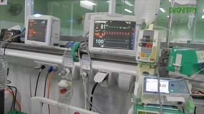 Mắc bệnh viêm cơ tim cấp, tính mạng bé trai 8 tuổi người dân tộc Hrê nguy kịch