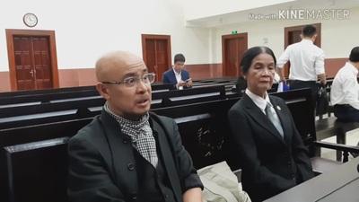 Ông Đặng Lê Nguyên Vũ phản bác các ý kiến của bà Lê Hoàng Diệp Thảo
