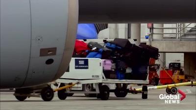 Hành lý của khách sẽ được chuyển lên máy bay thế nào