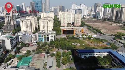Hà Nội: Toàn cảnh tuyến đường dự định mang tên anh hùng Núp