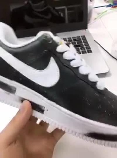 Đôi giày trăm triệu G-Dragon thiết kế bị làm nhái chỉ 2 triệu đồng