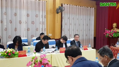 Hội nghị giao ban khuyến học cụm thi đua số 4 các tỉnh Bắc Trung Bộ