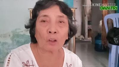 Hoàn cảnh bà cụ Hoa nằm liệt một chỗ không ai chăm sóc