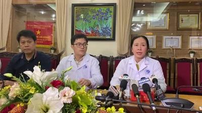 Bệnh viện Xanh Pôn: Lãnh đạo bệnh viện chưa biết mục đích của thử nghiệm cắt đôi que test HIV