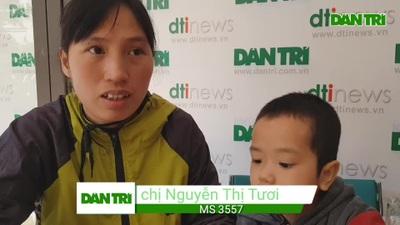 Cậu bé có tuổi thơ gắn liền với bệnh viện được bạn đọc Dân trí giúp đỡ đủ tiền ghép tủy