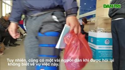 """Bệnh nhân Bệnh viện Xanh Pôn: """"Hành vi cắt test xét nghiệm HIV không thể chấp nhận"""""""