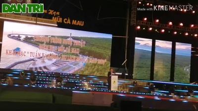 """Thủ tướng phát biểu tại lễ khai mạc """"Tuần Văn hóa - Du lịch Mũi Cà Mau"""""""