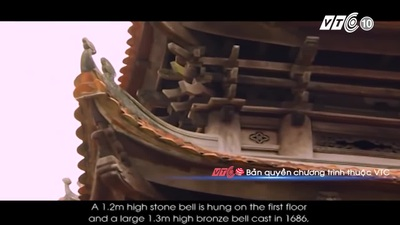 Độc đáo kiến trúc chùa Keo Thái Bình
