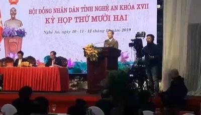 """Ông Trần Đăng Ninh, Quyền Cục trưởng Cục Quản lý thị trường Nghệ An khẳng định: """"Hàng giả, hàng kém chất lượng tràn lan, xử lý còn… """"sợ va chạm""""""""."""