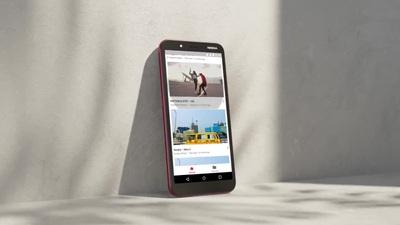 HMD Global trình làng Nokia C1 - Smartphone giá chỉ 1,38 triệu đồng