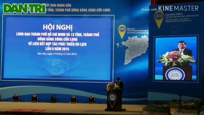 Chủ tịch TPHCM nói về phát triển hợp tác du lịch vùng ĐBSCL.