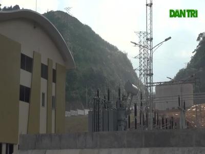 Nhà máy thủy điện Đakrông 4 Quảng Trị chính thức vận hành