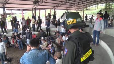 Công an Phú Yên vây bắt hàng trăm đối tượng tổ chức đánh bạc thông qua đá gà