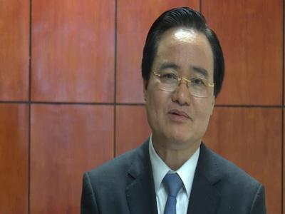 """Bộ trưởng Phùng Xuân Nhạ: """"Các trường đại học kém sẽ bị đào thải"""""""