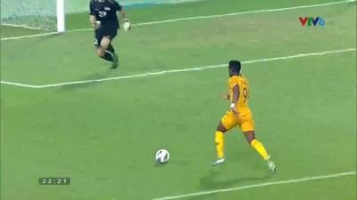 U23 Australia mở tỷ số ở hiệp phụ