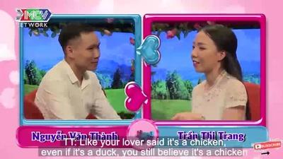 Cô gái quyết tìm bạn trai giống thần tượng Hàn Quốc ở show hẹn hò