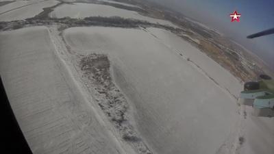 """Video """"Cá sấu bay"""" Ka-52 Nga phô diễn uy lực"""